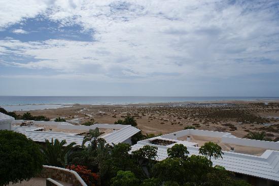 Melia Fuerteventura: vista desde la habitación