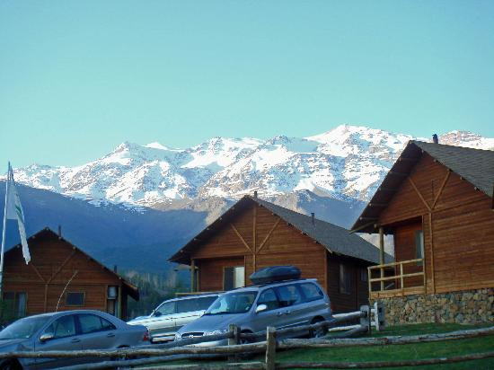 San Esteban, Chile: Cabins