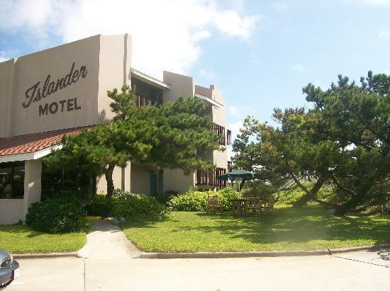 Islander Motel: exterior