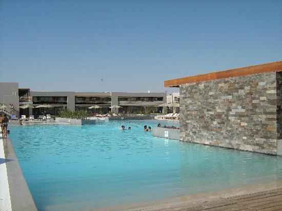 DoubleTree Resort by Hilton Hotel Paracas: azul en el hilton paracas