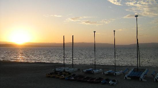 DoubleTree Resort by Hilton Hotel Paracas: atardecer hilton paracas suite frente al mar