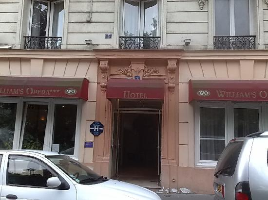 Hotel Williams Opera Paris Tripadvisor