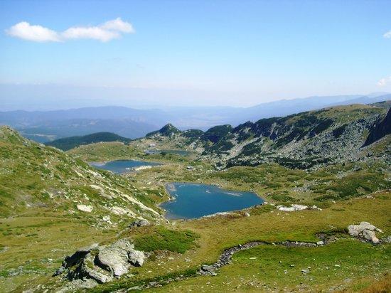 Bulgarie : Lakes in Rila mountain