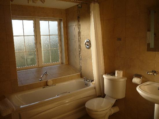 Travel Inn: Bathroom