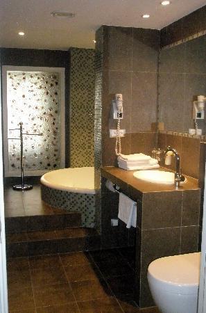 Wawel Hotel: Bathroom (room 314)