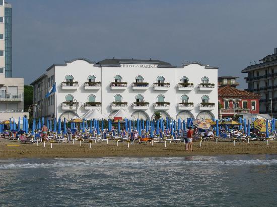 Marina Hotel: view