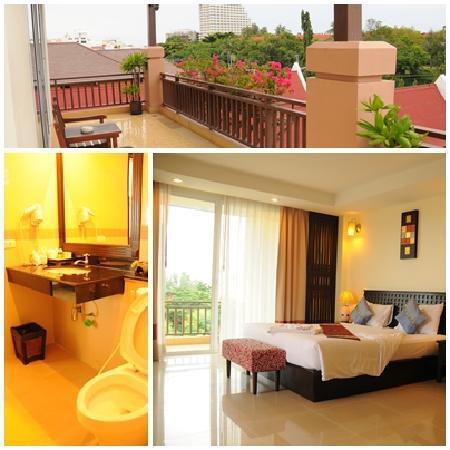 Wannara Hotel Hua Hin: nice Room