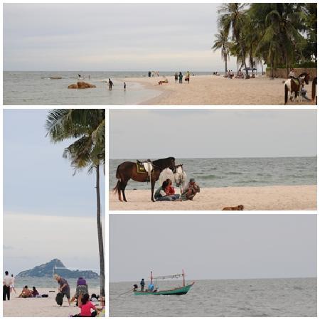 Wannara Hotel Hua Hin: Hua Hin Beach