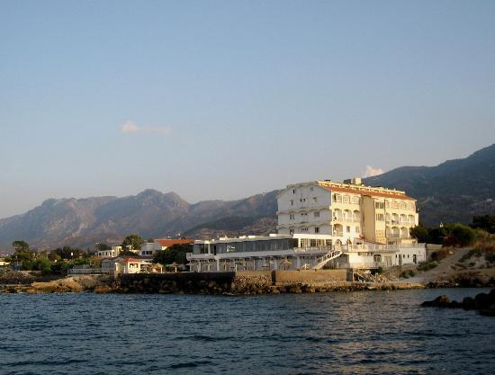 Manolya Hotel : General view