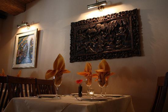 Bangkok Brasserie : atmosphere
