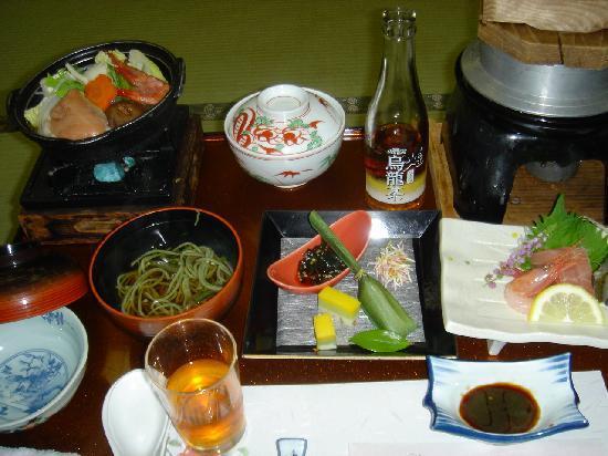Hanatsubaki: 夕食☆美味でした^^