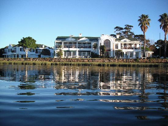 The St. James of Knysna: St James