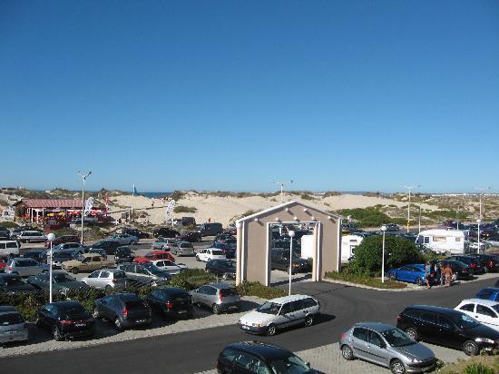 Sol Peniche: parcheggio e spiaggia