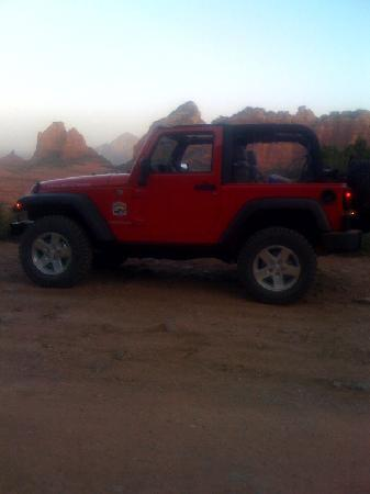 Barlow Jeep Rentals: Schnebly Hill Road