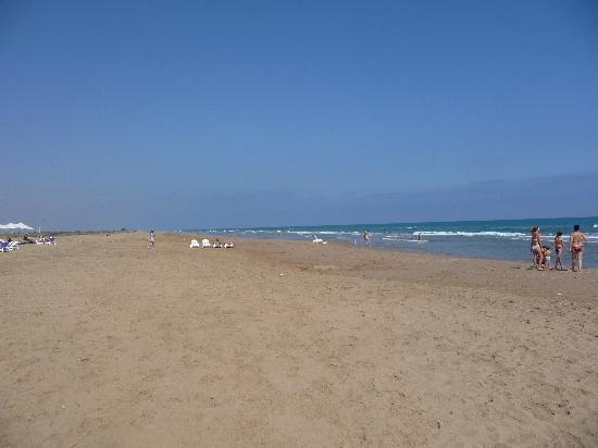 Oriental Bay Beach Golf & Spa : spiaggia