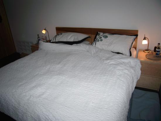 Sylvan Cottage: Coté chambre