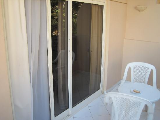 Bella Vista Resort : Balcony
