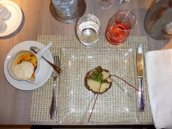 Club Med Da Balaia: Buffet - parfois sur assiette