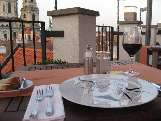 Coda Restaurant : Rooftop dining at Coda