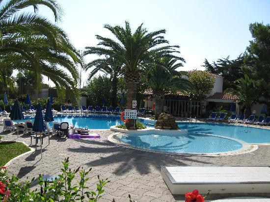 Hotel Spa Sagitario Playa: The pool area