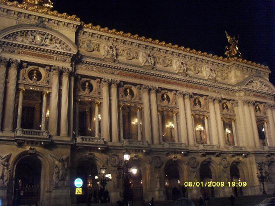 Oper garni r foto di parigi le de france tripadvisor for Parigi non turistica