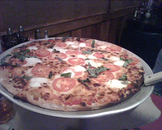 Milford, MA: Margharita Pizza at Sorrento