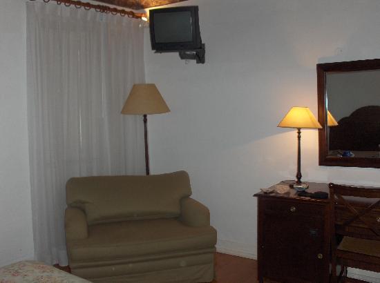 Hotel Riviera: Camera