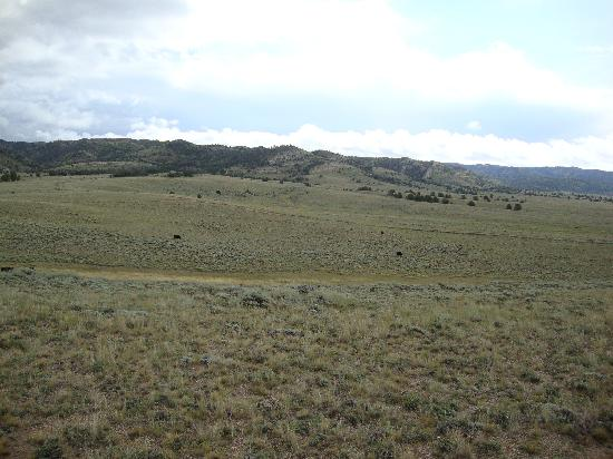 Hanna, WY: More beautiful scenery