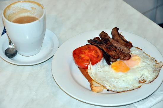 Hotel 59: Breakfast Choice #1