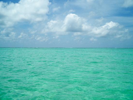 Scorpio Villas : il mare....il cielo...