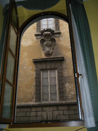 Soggiorno Alessandra: view from our window