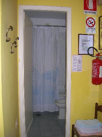 Soggiorno Alessandra: our bathroom
