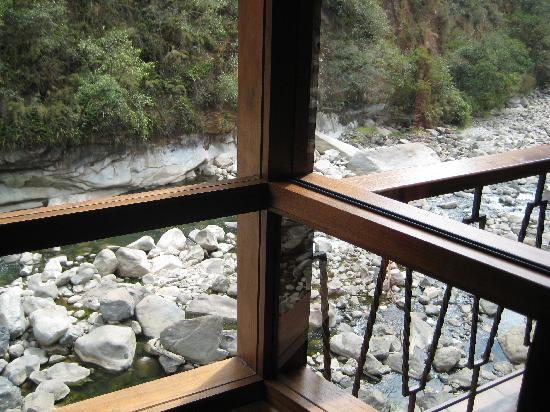 Andina Luxury : Our balcony