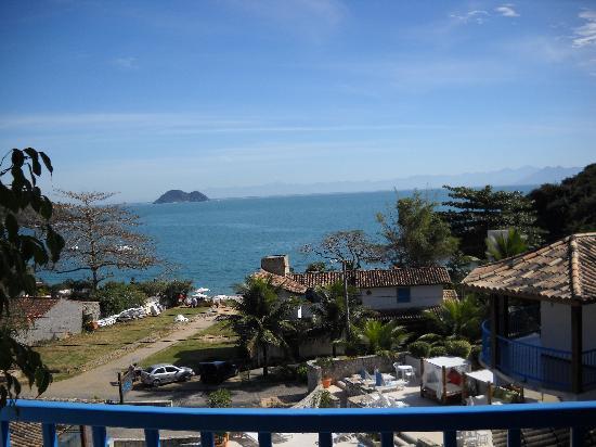 Coronado Beach Hotel: Hermosa vista de las habitaciones y salida directa a la playa Joao Fernendez.