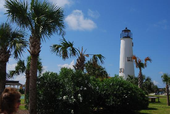 St George Island, Flórida: The St. George Lighthouse