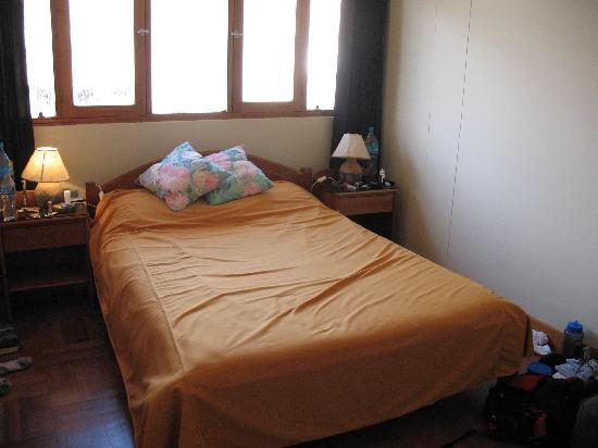 Posada Las Tres Marias: our room