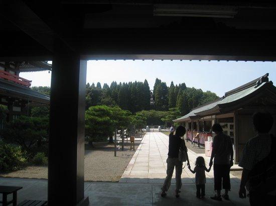 Tamana, Japón: 入り口付近