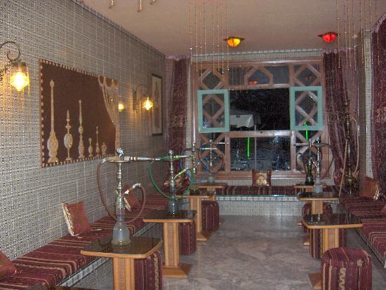 El Mouradi Port El Kantaoui : Cafe Moro
