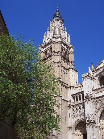Villamiel de Toledo, Spain: catedral de toledo