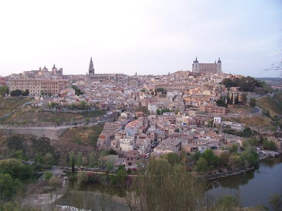 Villamiel de Toledo, İspanya: que ciudad