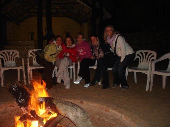 Cheetah Inn: The Boma