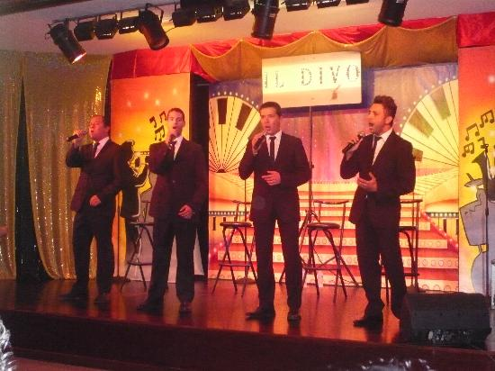 Aparthotel Paradise Club & Spa: The Spanish Il Divo