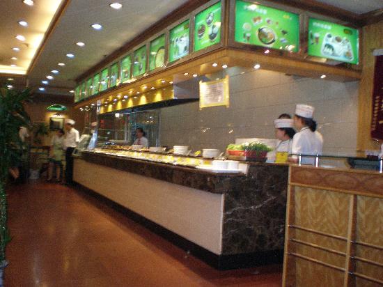 XiAn Ya TaiLai (ZhongLou): The Bar for Things Not on the Menu