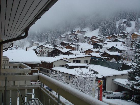 ذا كمبريان: a view from my balcony