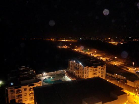 Hotel Sabri : Nacht