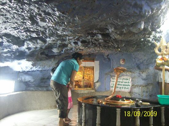 Dehradun, India: Tapakeshwar Mahadev