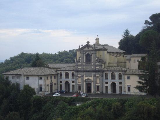 Caprarola, Italien: Chiesa Di Santa Teresa