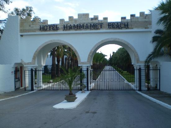 Club Marmara Hammamet Beach: sa majestueuse entrée