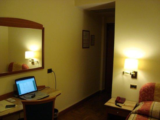 Hotel Airone : Chambre 1
