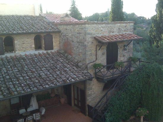 Villa Sangiovese: Another view from our room